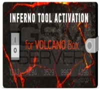 Inferno Tool Activation for Volcano Box